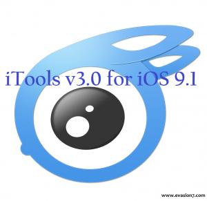 iTools iOS 9.1