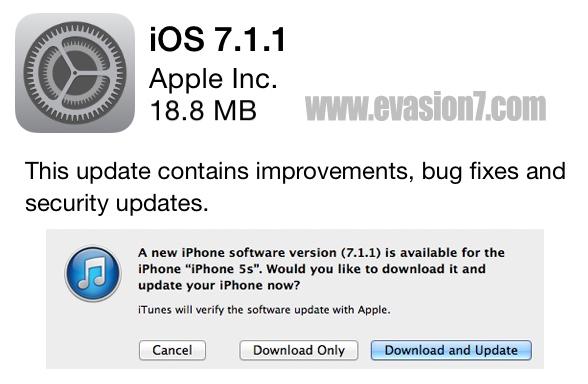 Evasion 1.0.8 download Latest Release