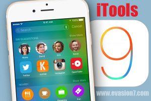 iTools iOS 9