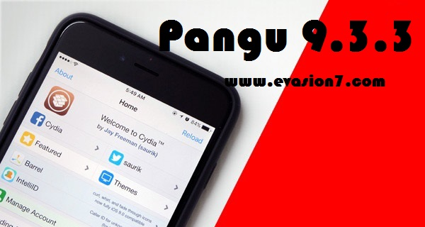 Jailbreak With Pangu 9 3 3 English Version - Evasi0n
