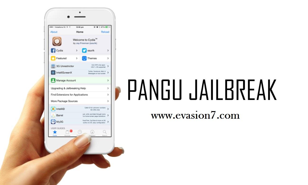 Pangu 9.3.3 jailbreak