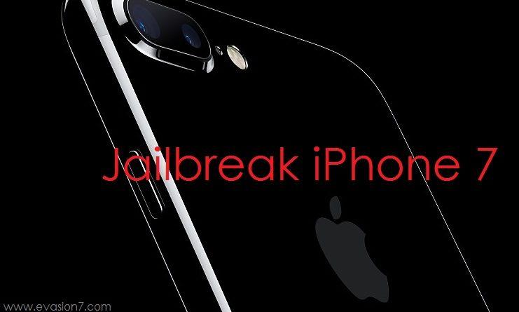 iphone7 jailbreak