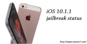 iOS 10.1.1