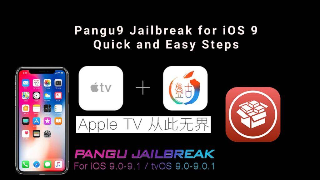 pangu9 for iOS