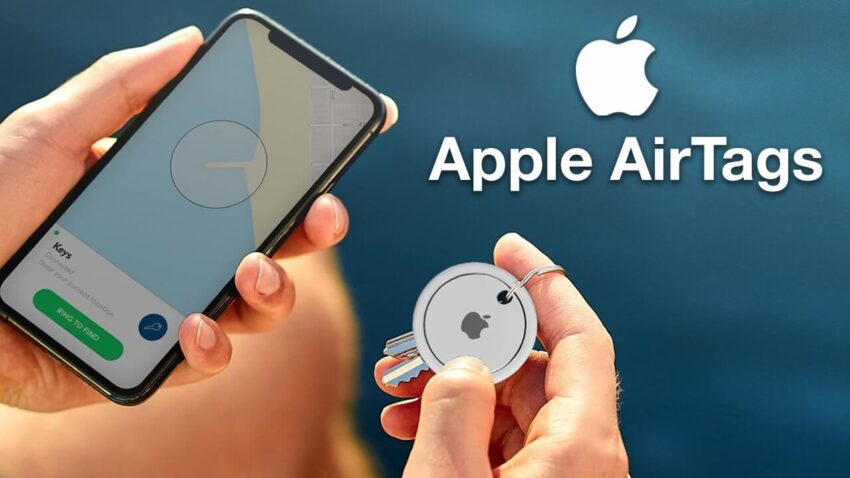 Apple announces AirTag in Apple Event