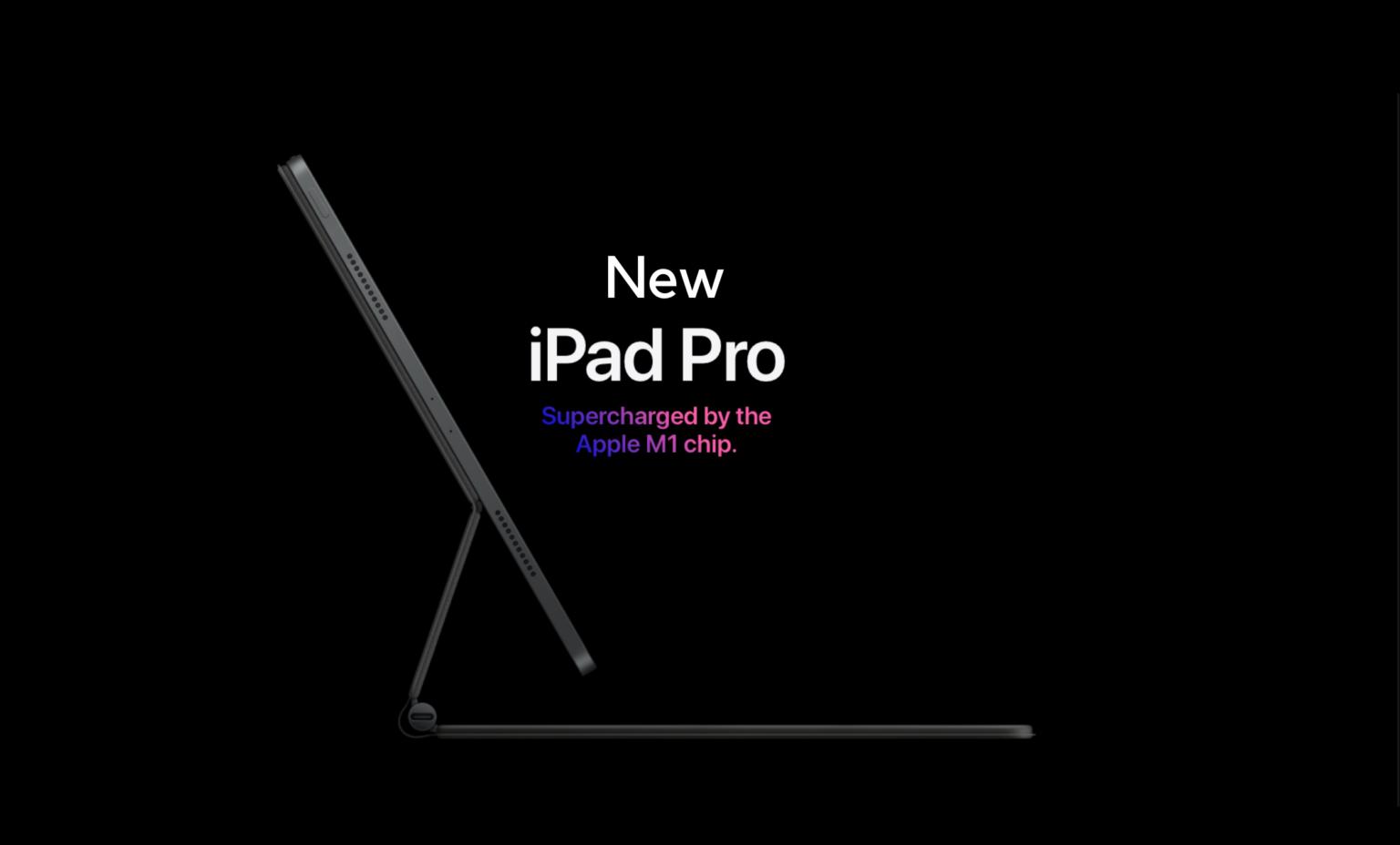 iPad Pro - M1 chip. 12.9-inch Liquid Retina XDR display ...