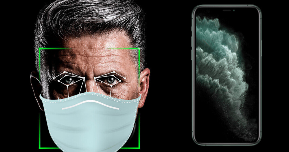 Raise your phone while wearing a mask and before you know it, it's unlocked thanks to your watch.