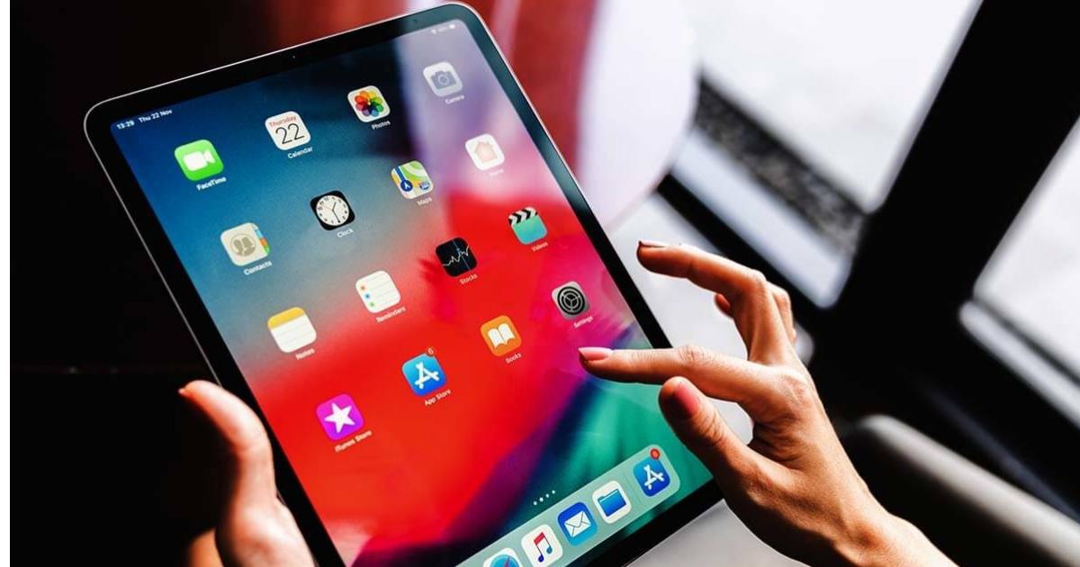 Liquid Retina XDR display - Apple's iPad Pro
