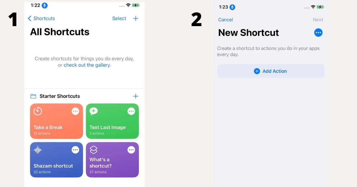 iPhone change app icon
